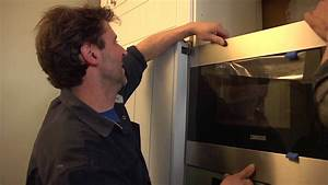 Installer des électroménagers encastrables (hotte, micro ondes, lave vaisselle, ) GAMMA