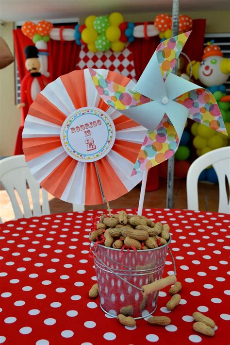 Carnival Birthday Decorations - partylicious events pr carnival birthday