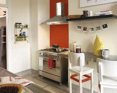 repeindre la cuisine peindre credence cuisine en carrelage déco cool com