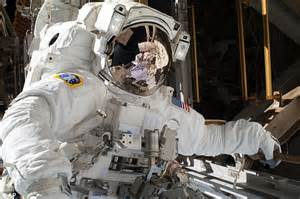Astronauts fix ISS in rare Christmas Eve spacewalk | Daily ...