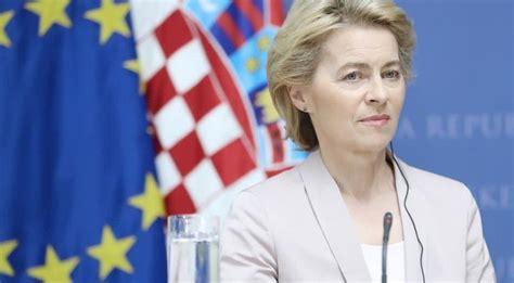 EC President-elect in Croatia: Schengen Area Membership ...
