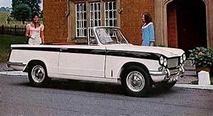 Triumph Vitesse : 1966 1968 triumph vitesse 2 litre mki specifications classic and performance car ~ Gottalentnigeria.com Avis de Voitures