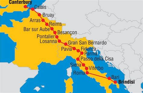 Via Francigena: candidatura a patrimonio Unesco | Il ...