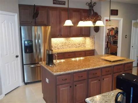 granite countertops houston santa cecilia granite kitchen countertops houston