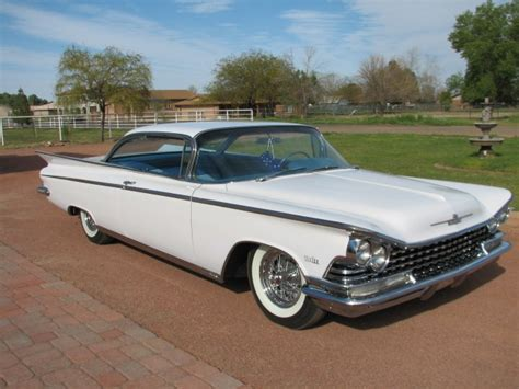 1959 Buick Invicta Coupe, Refrigerator Magnet, 40 Mil
