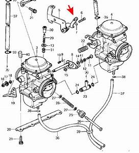 81 Kawasaki Kz440 Ltd