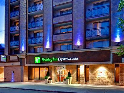 Inn Holiday Calgary Express Suites Downtown Alberta