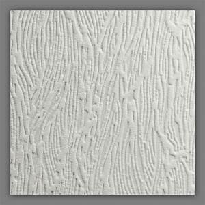 Graham & Brown 56 sq. ft. Forest Bark Paintable White ...