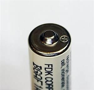 3V Laser Lithium Manganese Dioxide Battery - FDK CR12600SE ...