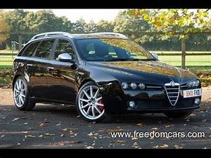 Alfa Romeo 159 Sw Ti : alfa romeo 159 sportwagon 2 0 jtdm 16v ti 5dr sunroof roof rails youtube ~ Medecine-chirurgie-esthetiques.com Avis de Voitures
