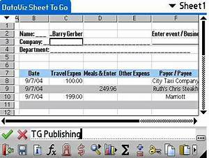the joy of using the palm tx palm tx handheld brings With documents to go excel