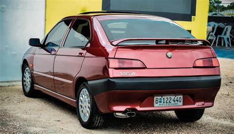 Alfa Romeo 146 Ti Año 1998