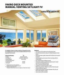Fakro Glass Skylights