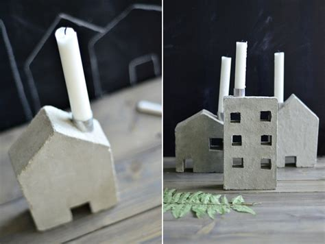 cute easy fun diy cement projects   home
