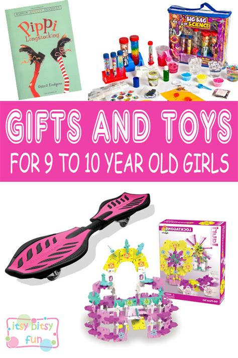 best gifts for 9 year old girls in 2017 10 years