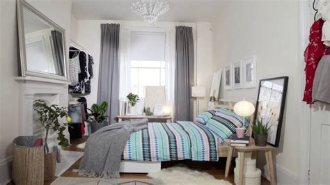 ikea bedroom tips storage space  small rooms youtube