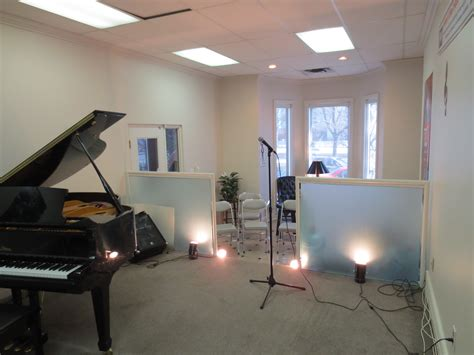 Vocal Training Room