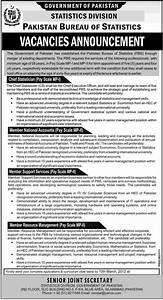 Government of Pakistan, Statistics Division, Pakistan ...