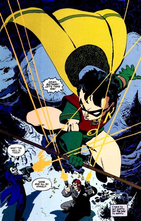 Richard Grayson (new Earth)  Dc Comics Database
