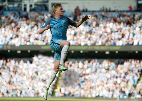 Kevin De Bruyne: City's boy in blue - SportsClub