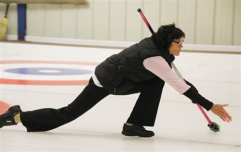 Curling News Fun And Camaraderie Rule At The Ladies All