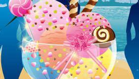jeux de cuisine de glace glaces de fêtes jeu de glace jeux 2 cuisine