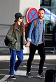Lily Collins and boyfriend Charlie McDowell prove ...