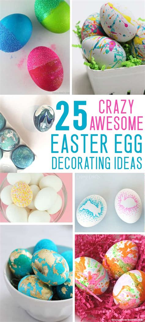 easter egg decorating ideas mommy  purpose