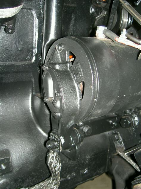 Willy Jeep Alternator Regulator Wiring by Battery Ground Routing The Cj2a Page Forums