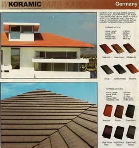 koramic clay roof tiles
