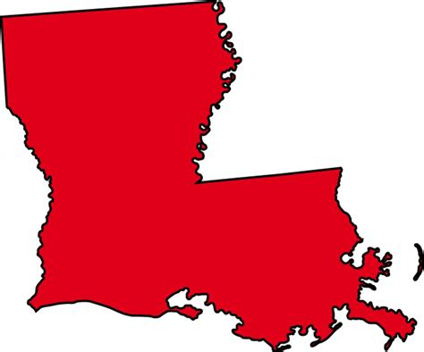 Images Of Louisiana Louisiana Clipart Clipground