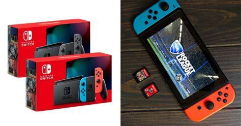 nintendo switch gen   longer battery life selling