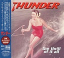 Thunder - The Thrill Of It All (1996, CD) | Discogs