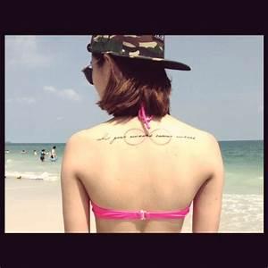 What goes around comes around :) #tattoo | nan nannan ...
