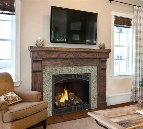 Gas Fireplaces Novus Kastle Fireplace