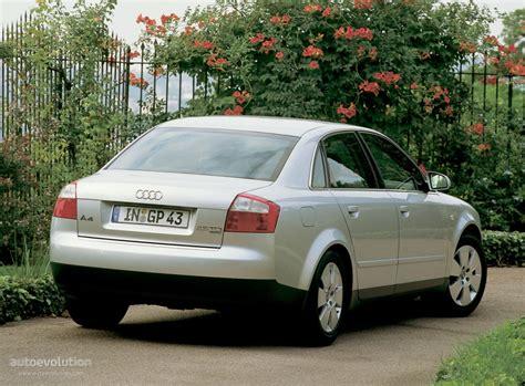 AUDI A4 - 2001, 2002, 2003, 2004 - autoevolution