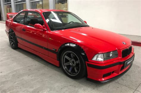 Modified Bmw Coupe by No Reserve Modified 1995 Bmw M3 Coupe 5 Speed For Sale On