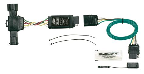 hopkins towing solution 40215 plug in simple vehicle to