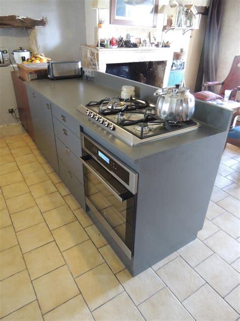 meuble cuisine sur mesure fabrication meuble stratifié cuisine sur mesure