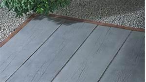 Terrasse In Holzoptik : holzoptik mit der langlebigkeit von betonstein ~ Sanjose-hotels-ca.com Haus und Dekorationen