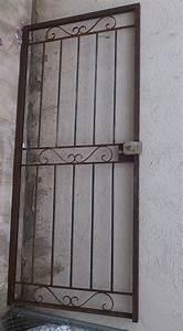 Protecciones Para Puertas Y Ventanas Herreria $ 600 00 en Mercado Libre