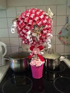 Süßigkeiten Baum Selber Machen : mon cheri baum geburtstagsgeschenke 1 pinterest geschenke basteln baum basteln und ~ Orissabook.com Haus und Dekorationen