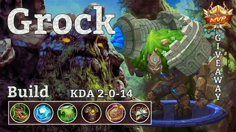 Grock Is So Strong! Build + Guide