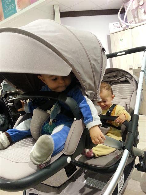 siege auto allongeable test en magasin de l evolutwin de castle oranjumo