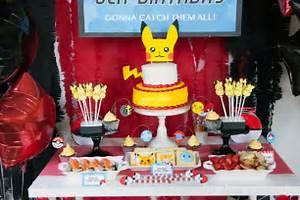 pokemon birthday party ideas pinterest