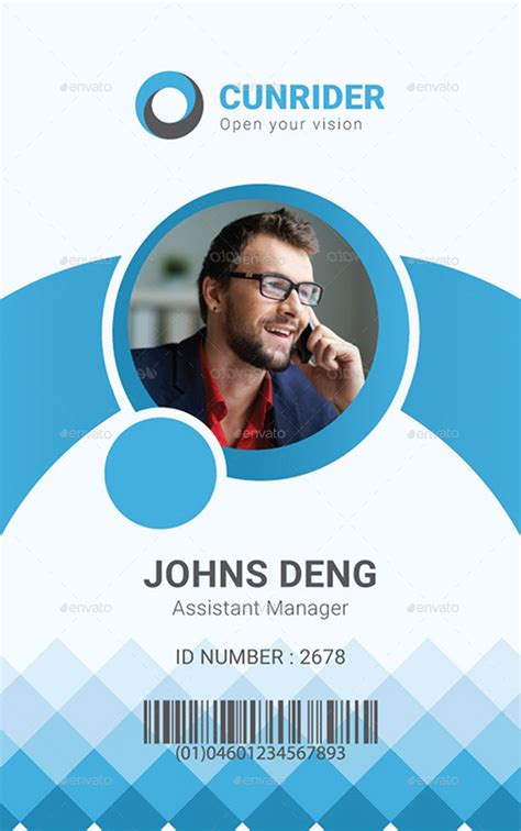 corporate id card  dotnpix graphicriver