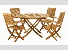 Folding Patio Table for Outdoor Seating — The New Way Home