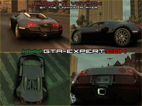 The Gta Place  Bugatti Veyron 164