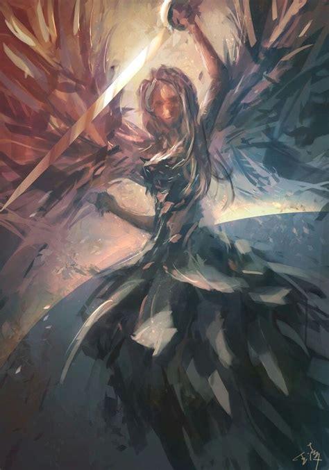 Pin On Artist Wang Ling
