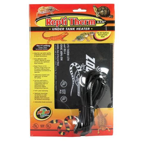 zoo med repti therm under tank heaters shopify marketing